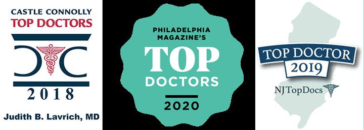 Top Docs Philadelphia Dr. Judith Lavrich 2018 Logo